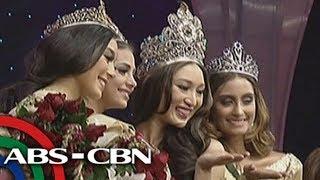 Video UKG: Karen Ibasco, kinoronahang 'Miss Earth 2017' MP3, 3GP, MP4, WEBM, AVI, FLV September 2018