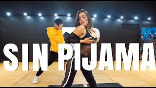 SIN PIJAMA - Becky G - Natti Natasha - Coreografia Matias Orellana & Xiomara Herrera