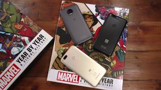 Video Billion Capture+ VS Moto G5s Plus and Mi A1 , Benchmarks, Gaming and Camera MP3, 3GP, MP4, WEBM, AVI, FLV November 2017