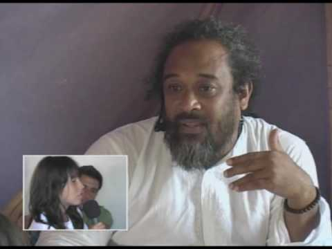 "Mooji Video: A Little Girl Wants to Know, ""Why Do I Exist?"""