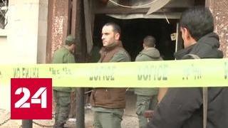 Теракт в Дамаске направлен на срыв переговоров по Сирии