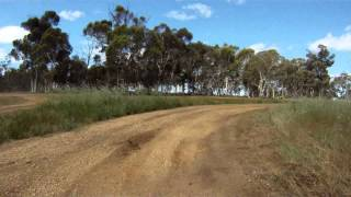 9. polaris outlaw 525s on motorcross track