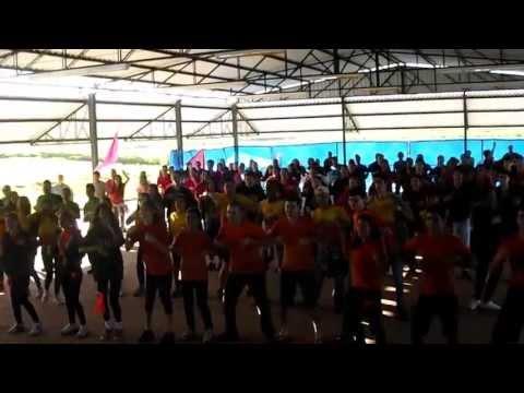2º ACAMPAMENTO  JOAM - JOVENS ADOLESCENTES EM MISSÃO -  PARÓQUIA SANTO ANASTÁCIO - 2013