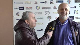 Interviste dopogar Gabicce vs Moie Vallesina