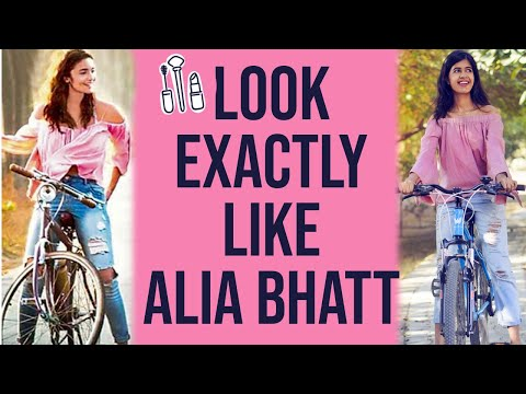 Get Alia Bhatt's Look in Dear Zindagi! Outfits and Makeup| Sejal Kumar