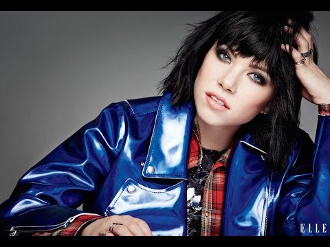 Behind the scenes of Carly Rae Jepsen's cover shoot