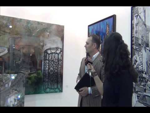 Marcel Huisman, Villa Del Arte, India Art Fair