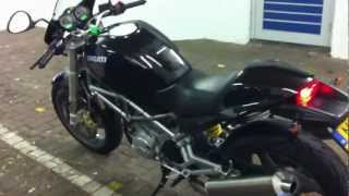 4. DUCATI MONSTER 800 IE 2004