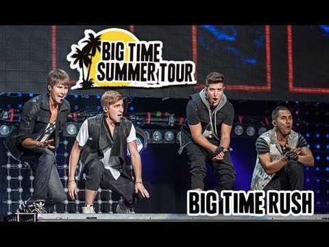Big Time Rush - Big Time Summer Tour - Full Concert!