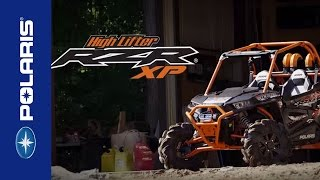 9. RZR XP 1000 High Lifter Edition - Polaris RZR Sport Side by Side ATV