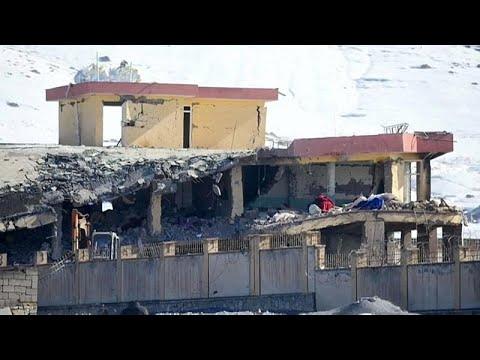 Afghanistan: Mindestens 20 Tote bei Anschlag der Ta ...