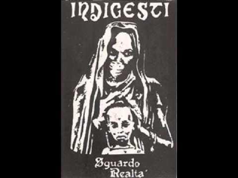 Indigesti - Sguardo realt (Tape)