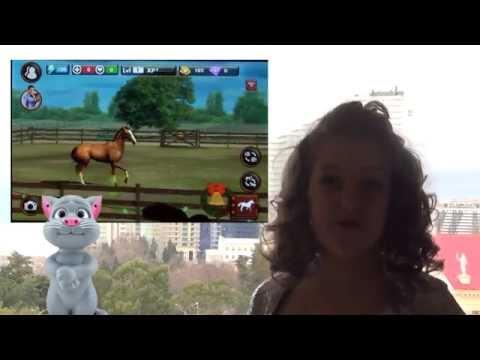 Kids #4 play: Red ball 4, My horse, Подводный мир Немо. Обзор мобильных приложений. Наше_всё!