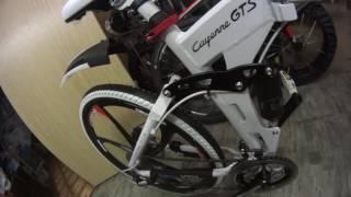 """Велосипед"" с Aliexpress"
