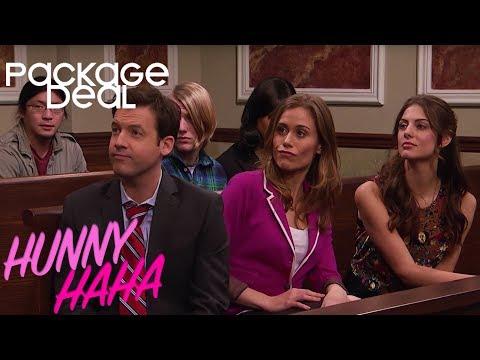 Sheldon Pretends To Be Danny | Package Deal S01 EP7 | Full Season S01 | Sitcom Full Episodes