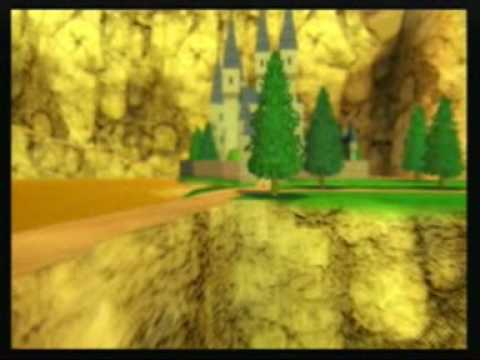 Wii Sport Resort - Tir A L'arc ( Cibles Secrètes )