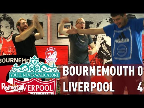Bournemouth V Liverpool 0-4 | Story Of The Match