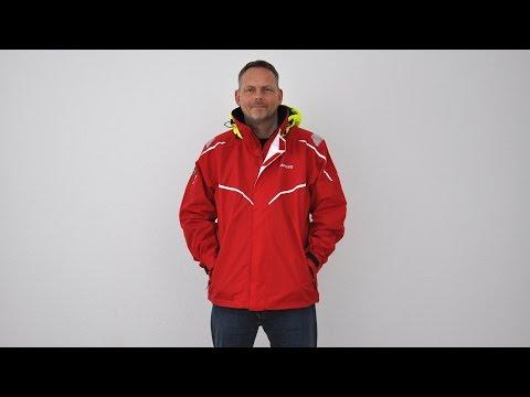 Musto® Segeljacke BR1 | Produktvorstellung