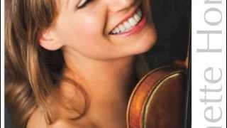Performance Reel, Annette Homann, Violinist