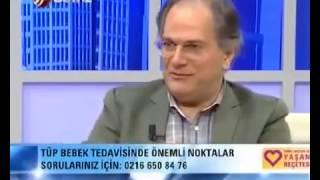 Tüp Bebek Tedavisi - Beyaz TV Yaşam Reçetesi - Prof. Dr. Süha Sönmez