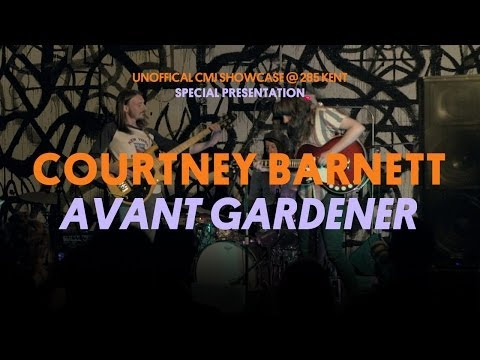 gardener - Courtney Barnett performs