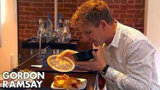 Ramsay's Brilliant Reaction to Sports Car Themed Hotel | Hotel Hell