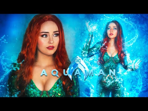 Mera Makeup Tutorial | Aquaman