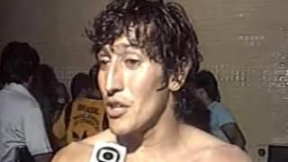 Flu venceu o Vasco por 1x0 no jogo de ida com gol de Romerito. Na volta, empataria sem gols e conquistaria o título.