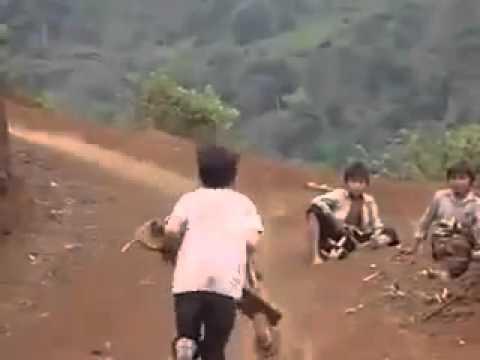 Đua xe đẳng cấp thanh niên miền núi