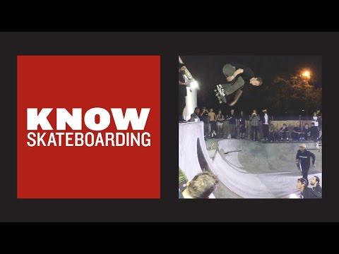 Grant Taylor GT Blazer Nike SB Shoe Release Demo at Skatepark of Tampa