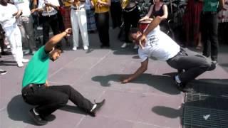 Capoeira Angola Roda @ BAM Dance Africa 2012