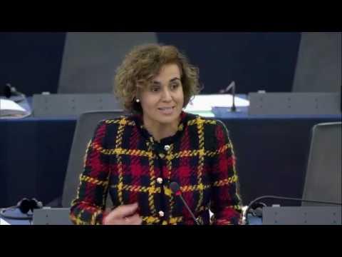 Dolors Montserrat sobre presentación de la Comisión Europea