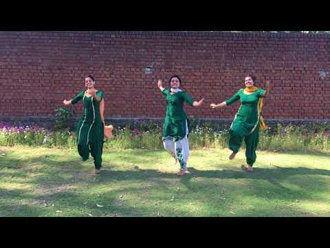 Video Punjabi Folk Dance || Girls Performance || Trending Bhangra 2018 || Lehmber download in MP3, 3GP, MP4, WEBM, AVI, FLV January 2017