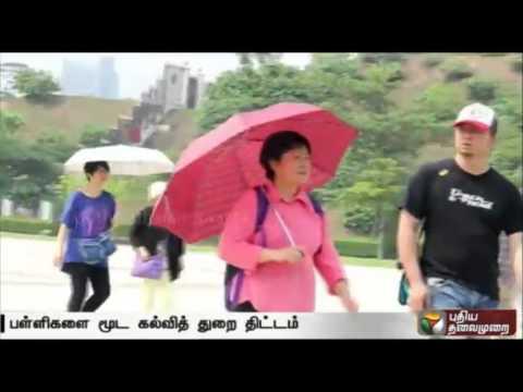 Malaysia-getting-hot-El-Nino-affects