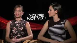 Nonton You Re Not You Interviews  Hilary Swank And Emmy Rossum Film Subtitle Indonesia Streaming Movie Download