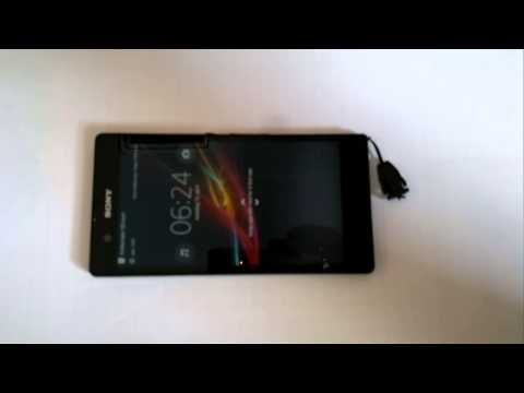 how to repair boot xperia z