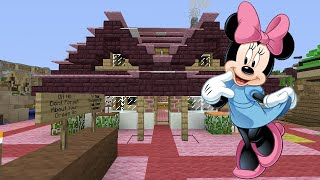 Minecraft Xbox - Survival Madness Adventures - Mini Mouse [292]