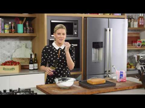 Olive Oil Frosting   Everyday Gourmet S7 E27