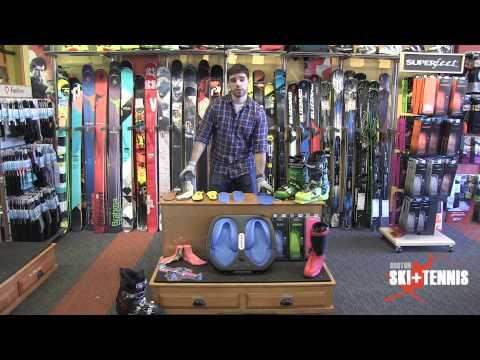 Choosing The Right Ski Boot Footbeds - Boston Ski + Tennis