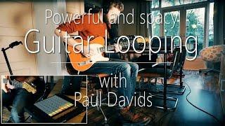 Video Guitar looping Live Performance | Beautiful and Powerful | MP3, 3GP, MP4, WEBM, AVI, FLV Juni 2018