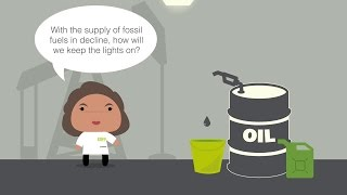 Bioenergy explained: British Science festival video 2014