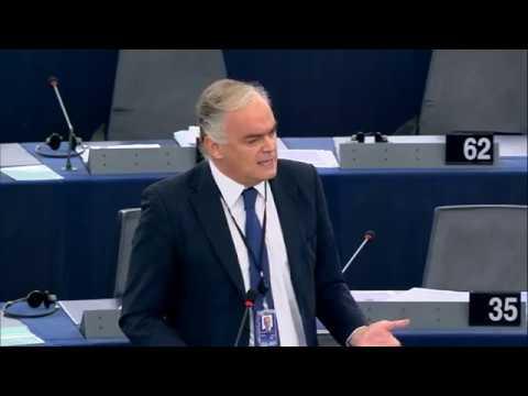 """González Pons: """"La unidad de mi país es también la unidad de la UE"""""""