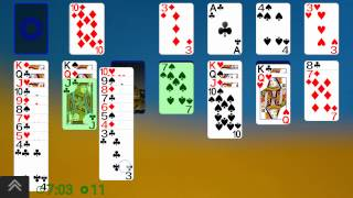 Solitaire YouTube video