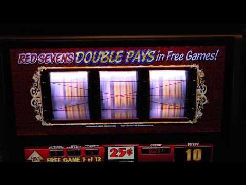 Wild Red Sevens Slot Bonus – Aria Las Vegas