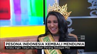 Download Video Pesona Indonesia Kembali Mendunia , Ariska Putri Pertiwi MP3 3GP MP4