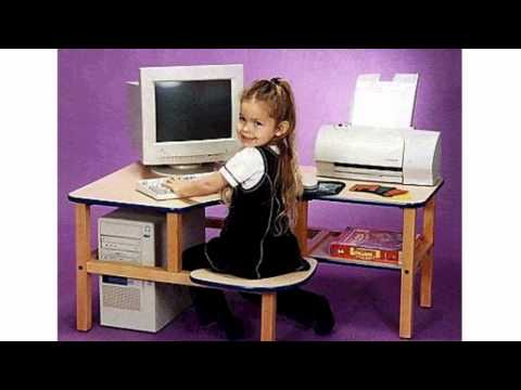 Video Awesome video released on YouTube for the Childs Wooden Computer Desk For 1