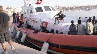 ايطاليا توافق على استضافة المهاجرين الذين رفضتهم مالطا