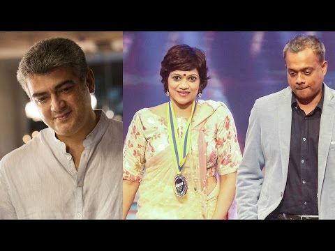 GVM-awards-his-sister--memorable-candid-moments