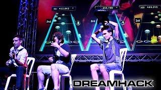 Video TO THE SKY II - Guitar Hero DreamHack 2017 Tournament | GuitarHeroStyles MP3, 3GP, MP4, WEBM, AVI, FLV Maret 2018