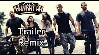 Nonton Mankatha Trailer - Fast and Furious Remix Film Subtitle Indonesia Streaming Movie Download